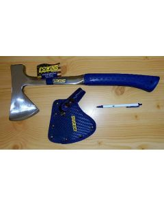 Estwing Camper's Axe, long handle (with sheath), E44A
