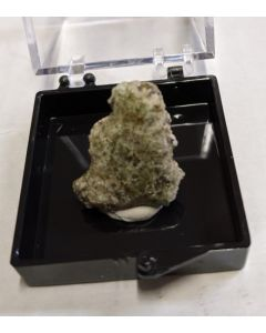 Trinitite; Trinity Site, Alamogordo, NM, USA, MM
