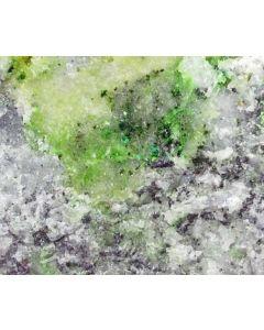 Xocomecatlite; Trixie Mine, Trinity District, UT, USA; Capsule