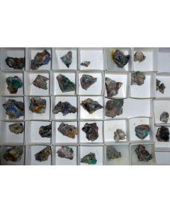 Tonopah Belmont Mine, AZ, USA, 1 microbag (micro bag)