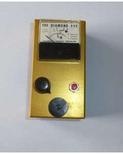"Hanneman/MIKON diamond tester ""Diamond Eye""- updated version! (WEEE-Reg.-Nr. DE 75181174)"