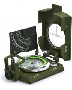 Universal prismatic compass (geological-compass)