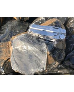 Obsidian (silver obsidian) Armenia, 1 kg
