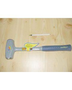 Estwing Crack Hammer, 4 lbs., long handle, B3-4LBL
