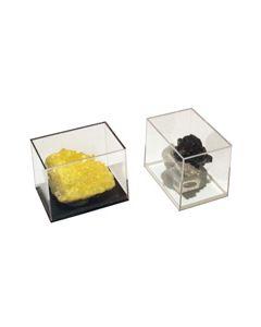 Small cabinet box, T8E black, full case