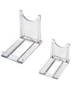 adjustable display stands, large (10 pieces)