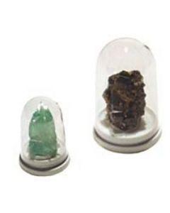 Glockendose, klein (10 Stück), weiß