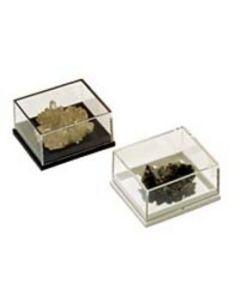 Thumbnail box, T4L white, full case