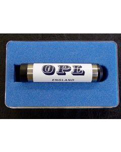 OPL pocket diffraction grating spectroscope