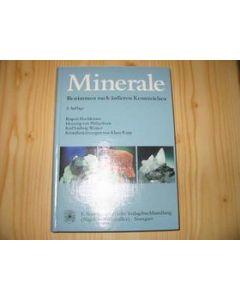 Minerale bestimmen nach äußeren Kennzeichen