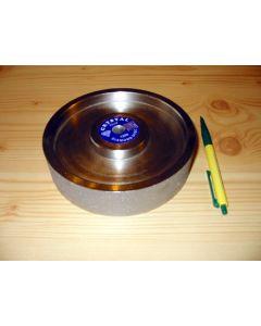 "Diamond-polishing-wheel, 1.5"" width, 8"" diameter, grain 1500"