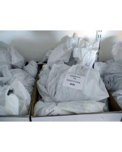 polishing powder silicium carbide, grain size 0080, 01 kg