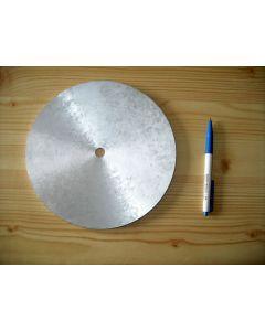 Aluminium Auflageteller für Schleifscheiben 20 cm