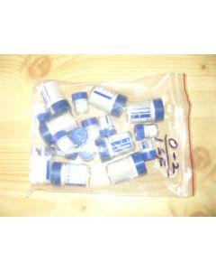 Diamond powder, 25 ct, 0-2 micron (13,000 mesh)