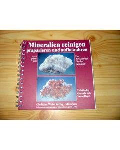 Mineralien reinigen (neue Auflage!)