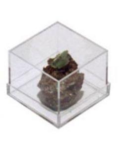 Micromount-box, clear base, 1 bag (100 pcs.)