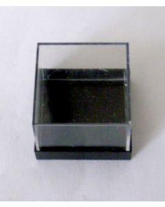 MM-Dose, schwarzer Boden, 1 Beutel (100 Stück)