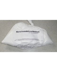 Natrium-Hydrogencarbonat, Natriumbicarbonat, Backpulver E 500; 1 kg