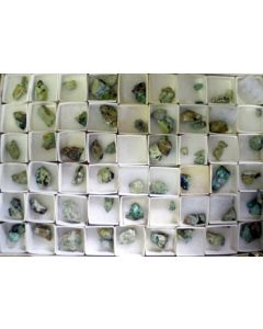 Tsumebit xx, Blue Bell Mine, CA, USA, 1 Steige