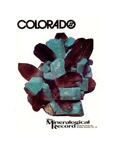 Mineralogical Record Vol. 10, #6 1979