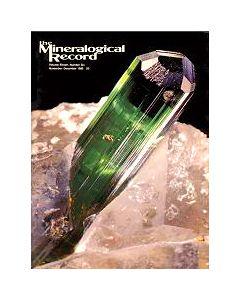 Mineralogical Record Vol. 11, #6 1980