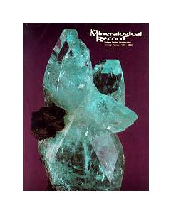 Mineralogical Record Vol. 12, #1 1981