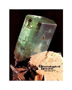Mineralogical Record Vol. 13, #1 1982