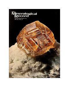Mineralogical Record Vol. 13, #5 1982