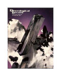 Mineralogical Record Vol. 15, #4 1984
