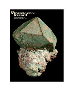 Mineralogical Record Vol. 15, #5 1984