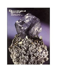 Mineralogical Record Vol. 16, #6 1985