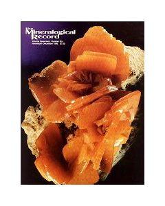 Mineralogical Record Vol. 17, #6 1986