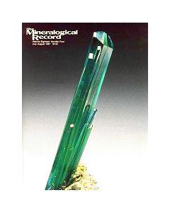 Mineralogical Record Vol. 18, #4 1987
