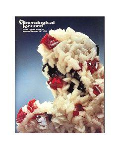 Mineralogical Record Vol. 18, #6 1987