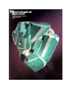 Mineralogical Record Vol. 19, #4 1988