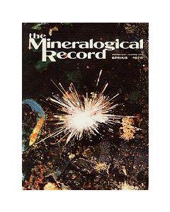 Mineralogical Record Vol. 01, #1 1970