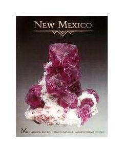Mineralogical Record Vol. 20, #1 1989