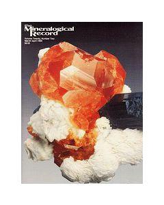 Mineralogical Record Vol. 20, #2 1989