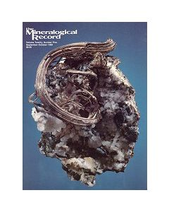 Mineralogical Record Vol. 20, #5 1989