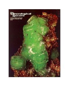 Mineralogical Record Vol. 20, #6 1989
