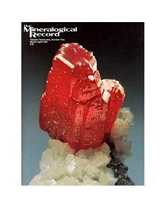 Mineralogical Record Vol. 22, #2 1991
