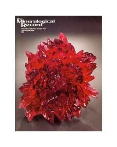 Mineralogical Record Vol. 22, #4 1991