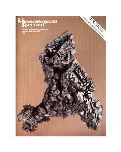 Mineralogical Record Vol. 23, #1 1992