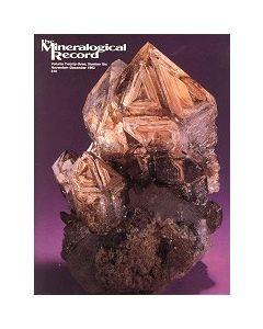 Mineralogical Record Vol. 23, #6 1992