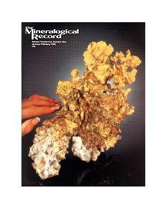 Mineralogical Record Vol. 25, #1 1994