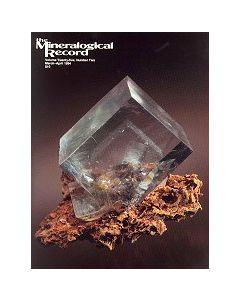 Mineralogical Record Vol. 25, #2 1994