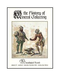 Mineralogical Record Vol. 25, #6 1994