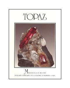 Mineralogical Record Vol. 26, #1 1995