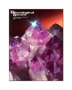 Mineralogical Record Vol. 26, #2 1995