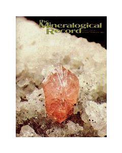 Mineralogical Record Vol. 02, #1 1971